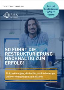 eBook über Restrukturierung von Advicum Consulting GmbH